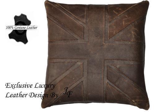 Large Union Jack Cushion Ebay