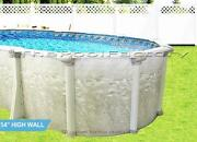 Above Ground Oval Swimming Pool Kit