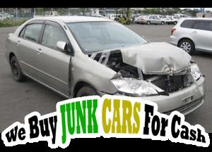 Cash For Your Junk Car