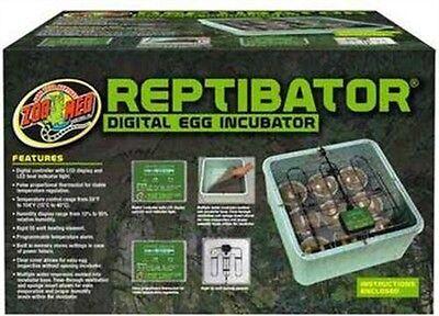 Zoo Med Reptibator. Digital Reptile Egg Incubator 55 Watt.
