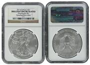 Silver Commemorative NGC
