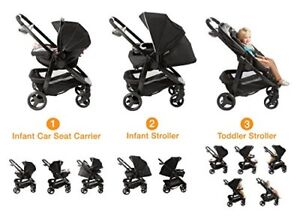 $679 Graco Modes stroller and car seat travel system in black