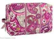 Vera Bradley Large Cosmetic Bag
