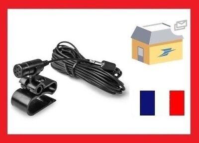 Sony JVC Kenwood Pioneer Alpine Clarion Hands Free Bluetooth Microphone MIC d'occasion  Expédié en Belgium