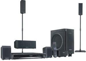 Premium Sound 1000W DVD Home Theater Wireless