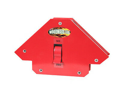 Magnetic Weld Positioning Clamp Welding Woodward Fab Wfmc