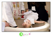 Baptism and small event photography