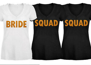Matching Bridesmaids Squad Bachelorette Party T-Shirts Belleville Belleville Area image 1