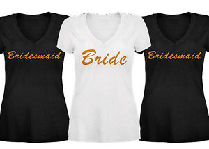 Matching Bridesmaids Squad Bachelorette Party T-Shirts Belleville Belleville Area image 3