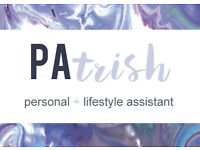 PAtrish - Personal & Lifestyle Assistant