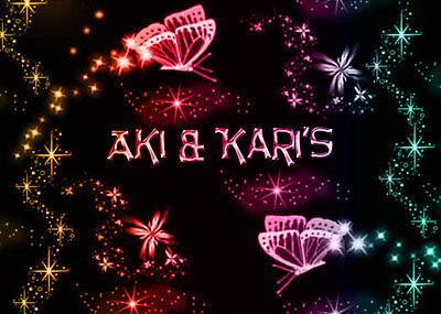 Aki and Kari's