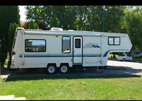 Trade for class A motorhome