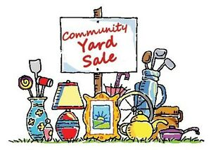 Osprey Links & Callander Community Yard sale