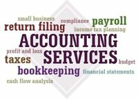 Let Professional Accountant do your bookkeeping, payroll service