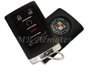 Cadillac-Escalade-KEYLESS-Remote-2007-2008-2009-2010-2011-2012-2013-2014