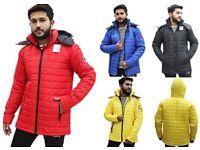 Men's Unisex Padded Bubble Puffer Jacket/Coat Excellent Quality