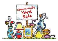 Join Us for Our Tamarack Estates Community Yard Sale!