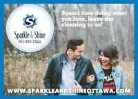 ☼Sparkle & Shine Cleaning Services☼