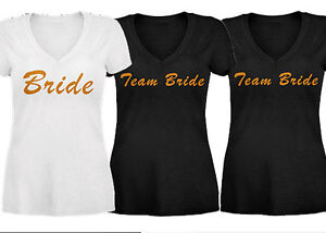 Matching Bridesmaids Squad Bachelorette Party T-Shirts Belleville Belleville Area image 4