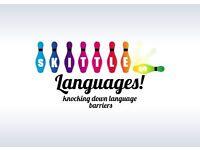 We Teach, You Learn- French, German and English as a Second Language