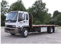 Flatbed Truck and Driver Needed for Local GTA  ASAP