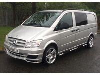 2009/58 Mercedes Vito✅115 2.2 CDI✅Sport✅150 BHP✅