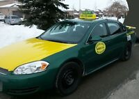 Barrie's Busiest Taxi Cab Broker Requires Drivers!