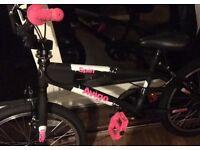 "Girls 20"" BMX Spin Bike"
