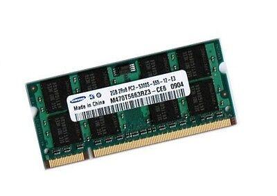 2GB DDR2 RAM Speicher Sony Notebook VAIO BX Serie - VGN-BX394VP