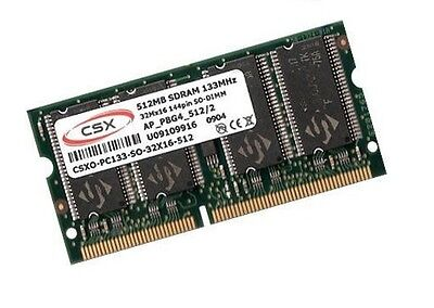 512MB RAM SDRAM PC133 Apple PowerBook iMac iBook G3 G4 ()
