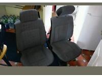 VW Mk2 golf driver seats