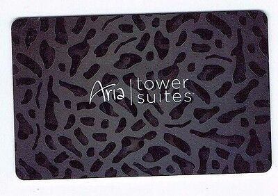 ARIA LAS VEGAS Room KEY Casino Hotel -TOWER SUITES / BUY 5 GET 1 ~ FREE SHIPPING