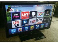 "LG 42"" Full HD LED Smart TV with 500Hz (MCI) & freeview HD 42LV550T NEW CONDITION"