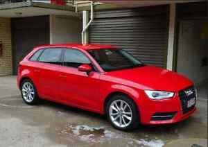 2013 Audi A3 Hatchback **12 MONTH WARRANTY** Coopers Plains Brisbane South West Preview
