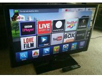 """LG 42"""" Full HD LED Smart TV with 500Hz (MCI) & freeview HD 42LV550T NEW CONDITION"""