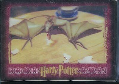 World Of Harry Potter 3D Trading Cards 72 Card Base Set