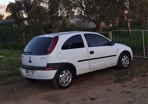 2001 Holden Barina Hatchback Two Wells Mallala Area Preview