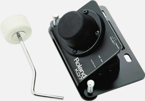 Roland KD7 KD-7 Black Rubber Kick Drum Trigger Japan