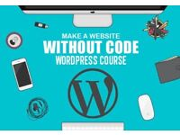 Free (Fully SAAS Funded) Web Development WordPress Training Course in Glasgow