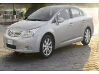 AUTOMATIC TOYOTA AVENSIS WITH SERVICE HISTORY ***GOOD FOR EXPORT*** £450