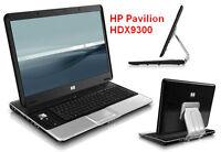 HP Pavilion HDX9300 - Intel Core 2 Duo 2.1 GHz - 2 Go RAM_DDR2