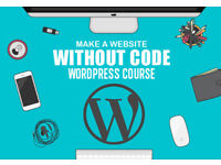 FREE Web Developing Course-Create websites without coding with WordPress - Edinburgh