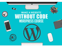 Free (Fully SAAS Funded) WordPress Training - Make professional website without coding
