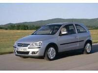 2004 53 VAUXHALL CORSA 1.4 DESIGN 16V 5D AUTO 90 BHP