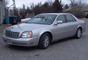 2005 AAA-1Cadillac DeVille Sedan