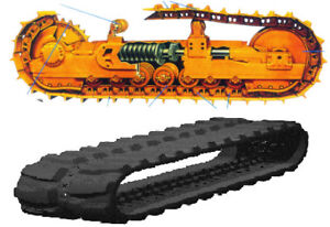 BRAND NEW RUBBER TRACK FOR ALL SKID STEER AND MINI EXCAVATORS