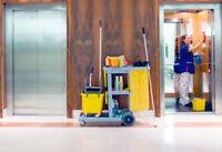 Seeking Part-Time Cleaning Technician *New Liskeard Area*