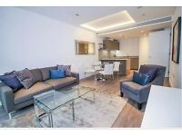 Stunning 2 bed, designer furnished apartment with 2 private balconies Goodman's Fields , Satin House