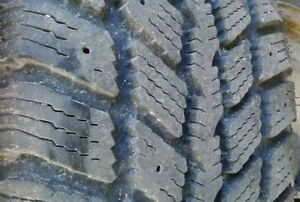 95% tread winter tire on new VW factory rim, only $150 each! Kitchener / Waterloo Kitchener Area image 2
