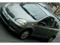 2004 Toyota yaris 1.0 VVT-1 3 doors service history 1 previous owner